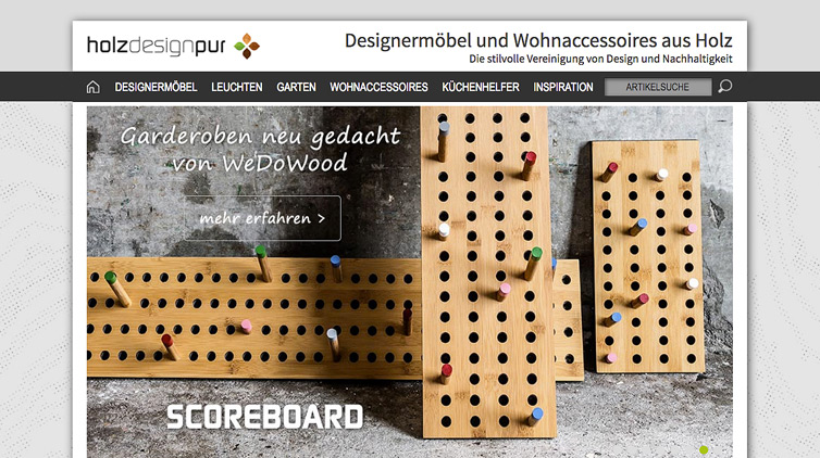 Holzdesignpur Dachkomplett